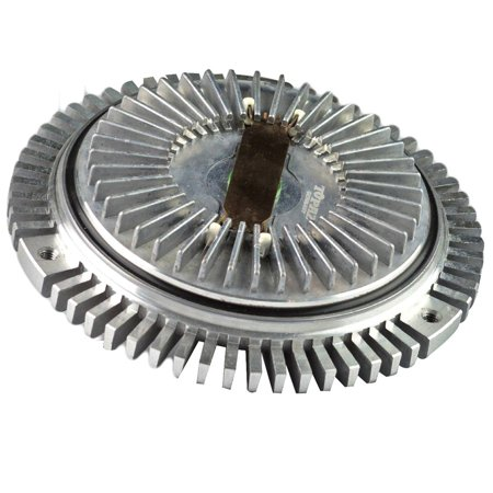 TOPAZ 11527505302 Radiator Cooling Fan Clutch for BMW E46 E39 E38 X5 E53 (E39 Cooling)