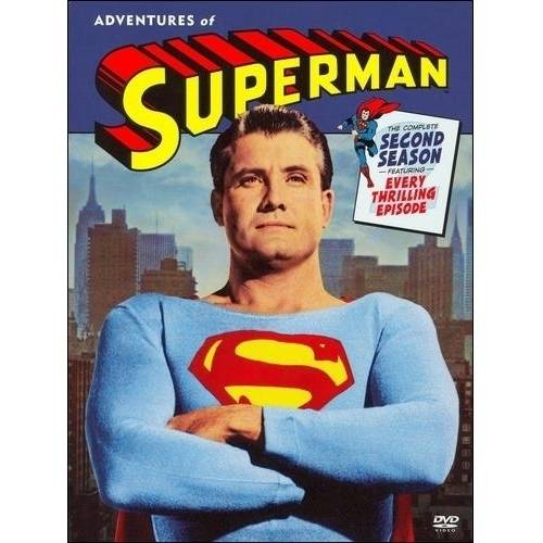 The Adventures Of Superman: The Complete Second Season (Full Frame)