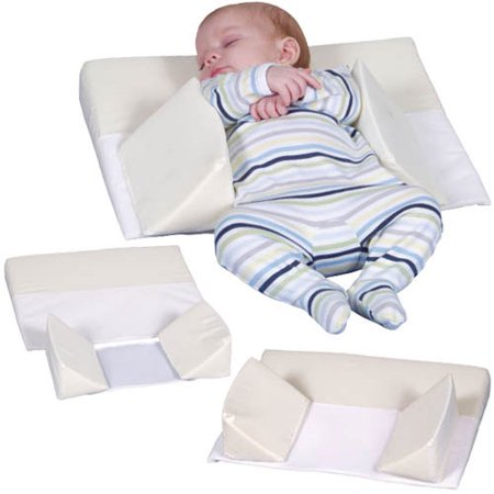 Leachco - Sleep  N Secure 3-in-1 Infant Sleep Positioner - Walmart.com 89ab9501e