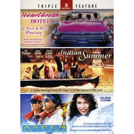 Indian Summer / Heartbreak Hotel / Aspen Extreme (Widescreen) - Heartbreak Hotel Top