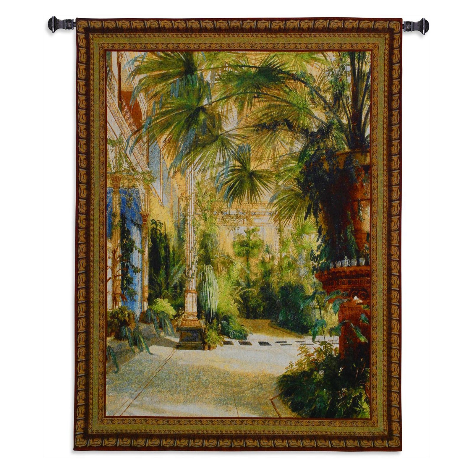 Fine Art Tapestries The Palm House Wall Tapestry by Supplier Generic