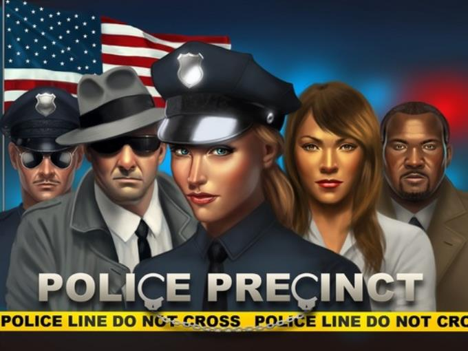 Police Precinct Lightly Used by Common Man Games