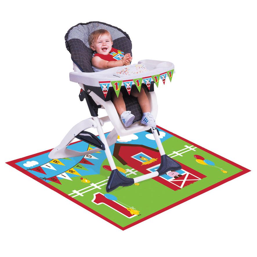 Access Farmhouse Fun High Chair Kit, 1 Ct