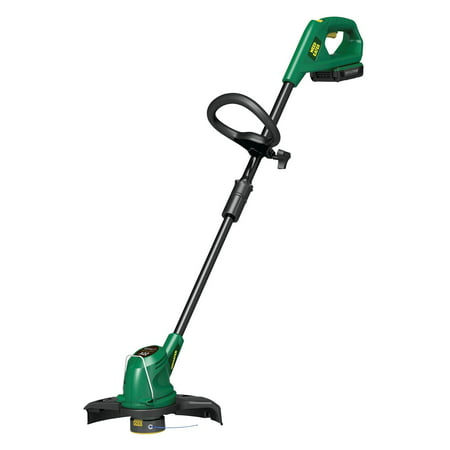 Battery Operated Weed Eater >> Weed Eater We20vt 20 Volt Lithium Ion Battery Powered Grass