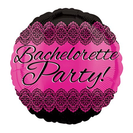 Bachelorette Party Lace Round -