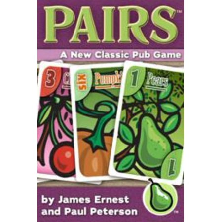 Halloween Pairs Game Printable (Pairs - A New Classic Pub Game)