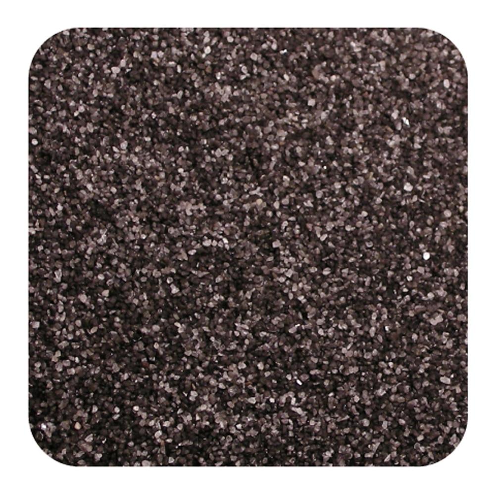 Sandtastik Floral Colored Home DecorativeSand 2 lb (909 g) Bag - Graphite