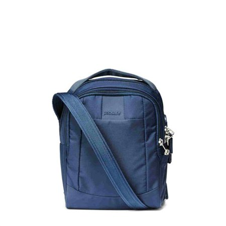 Pacsafe Metrosafe LS100 crossbody Deep Navy Anti theft Crossbody Bag