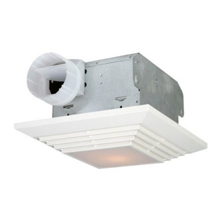Craftmade TFV90L Bathroom Exhaust Fan - White - Halloween Crafts Made From Recycled Materials
