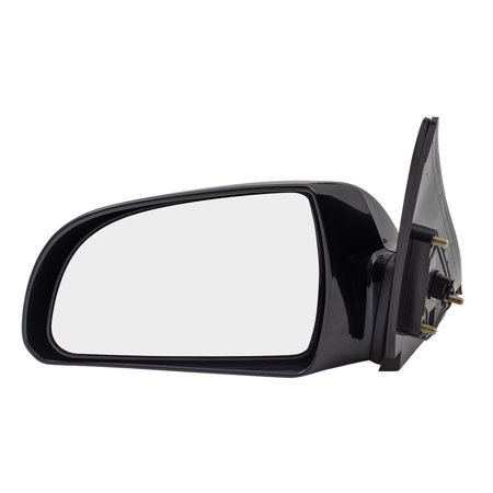 BROCK Power Side View Mirror Heated Driver Replacement for 06-10 Hyundai Sonata 87610-0A000