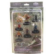 Mage Knight Resurrection Heroclix Epic Campaign Starter 6 Figure Set