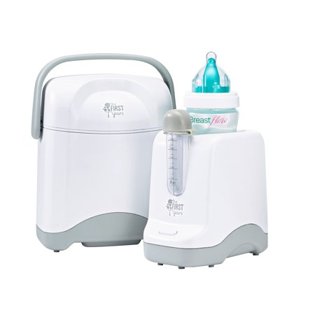 The First Years 3-in-1 Bottle Warmer & Cooler (Best Rated Bottle Warmer)