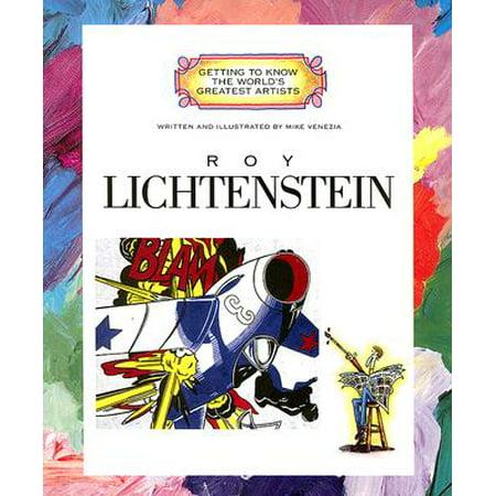 Roy Lichtenstein - Roy Lichtenstein Halloween