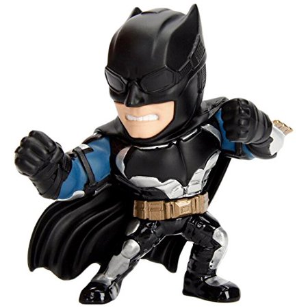 Justice League Tactical Suit Batman Collectible Toy Figure, Over 50% die-cast By Metals From USA (Justice League Dice)