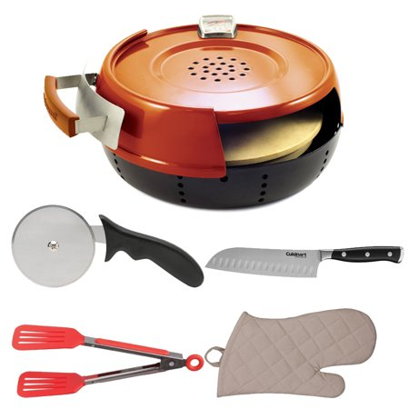 Pizzacraft Pc0601 Pizzeria To Stovetop Pizza Oven Bundle
