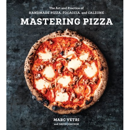 Mastering Pizza : The Art and Practice of Handmade Pizza, Focaccia, and Calzone David Carr Hand Signed