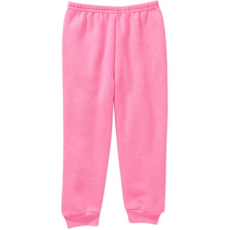 5f73b10e5d5 Garanimals - Baby Toddler Girl Solid Fleece Pants - Walmart.com