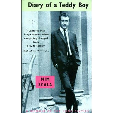 Diary of a Teddy Boy - eBook