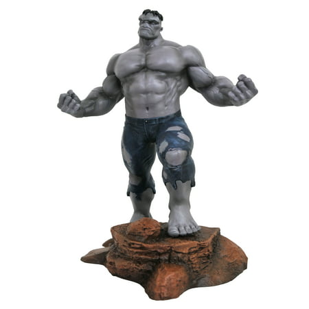 SDCC 2018 GREY HULK MARVEL GALLERY PVC STATUE