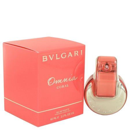 Bvlgari Omnia Coral Eau de Toilette, Perfume for Women, 2.2 (Bvlgari For Woman)