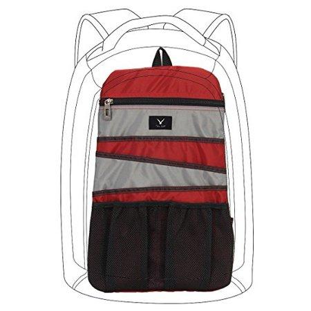 Bag Organizer Insert - VN Universal Backpack Insert Organizer Travel Bag Slip Gadget Organization Kit