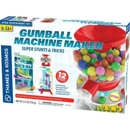 Gumball Machine Maker - Super Stunts and Tricks Machine Other Standard