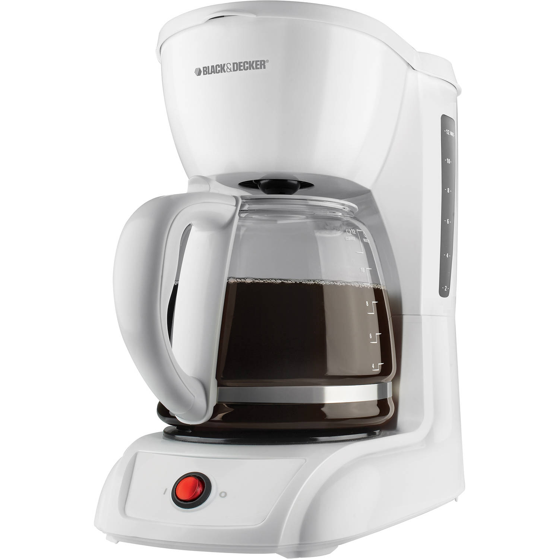 Uncategorized Black And Decker Kitchen Appliances blackdecker 12 cup sneak a coffeemaker cm1200b walmart com