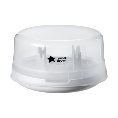 Tommee Tippee Micro-Steam Microwave Baby Bottle