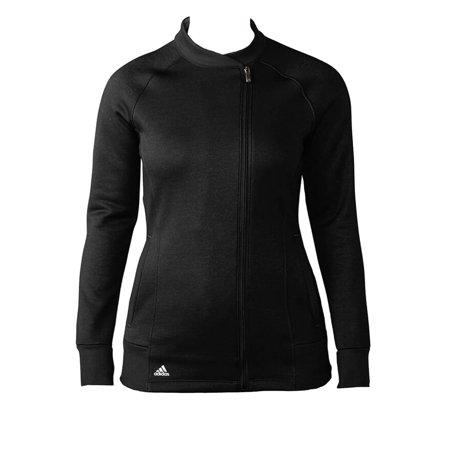 NEW Adidas Golf Fashion Bomber Full Zip Jacket Women's Size Small (S) ()