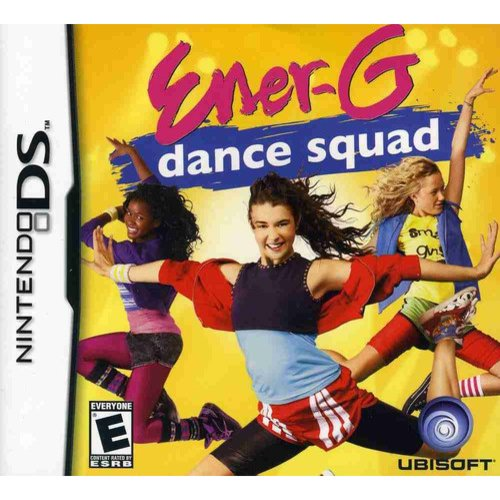 Ener-G: Dance Squad (DS)