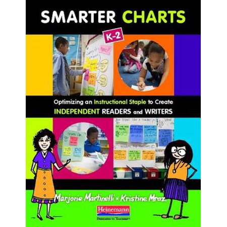 Smarter Charts, K-2 : Optimizing an Instructional Staple to Create Independent Readers and Writers
