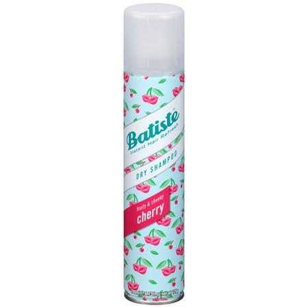 Batiste Dry Shampoo, Cherry Fragrance, 6.73 fl. oz. (Batiste Dry Shampoo Red Hair)