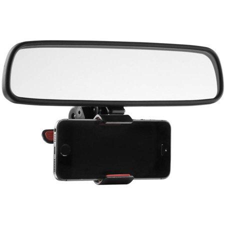 Radarmount Com Mirror Mount Car Electronics Bracket  Iphone  Android  Gps Compatible