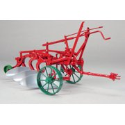 Oliver 3 Bottom Plow Master On Steel Wheels 1/16 Diecast Model by Speccast