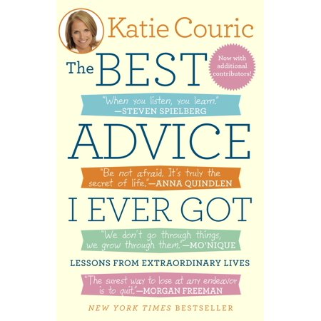 The Best Advice I Ever Got - eBook