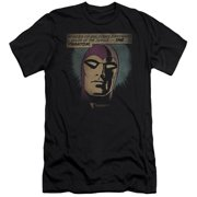 Phantom Evildoers Beware Mens Slim Fit Shirt