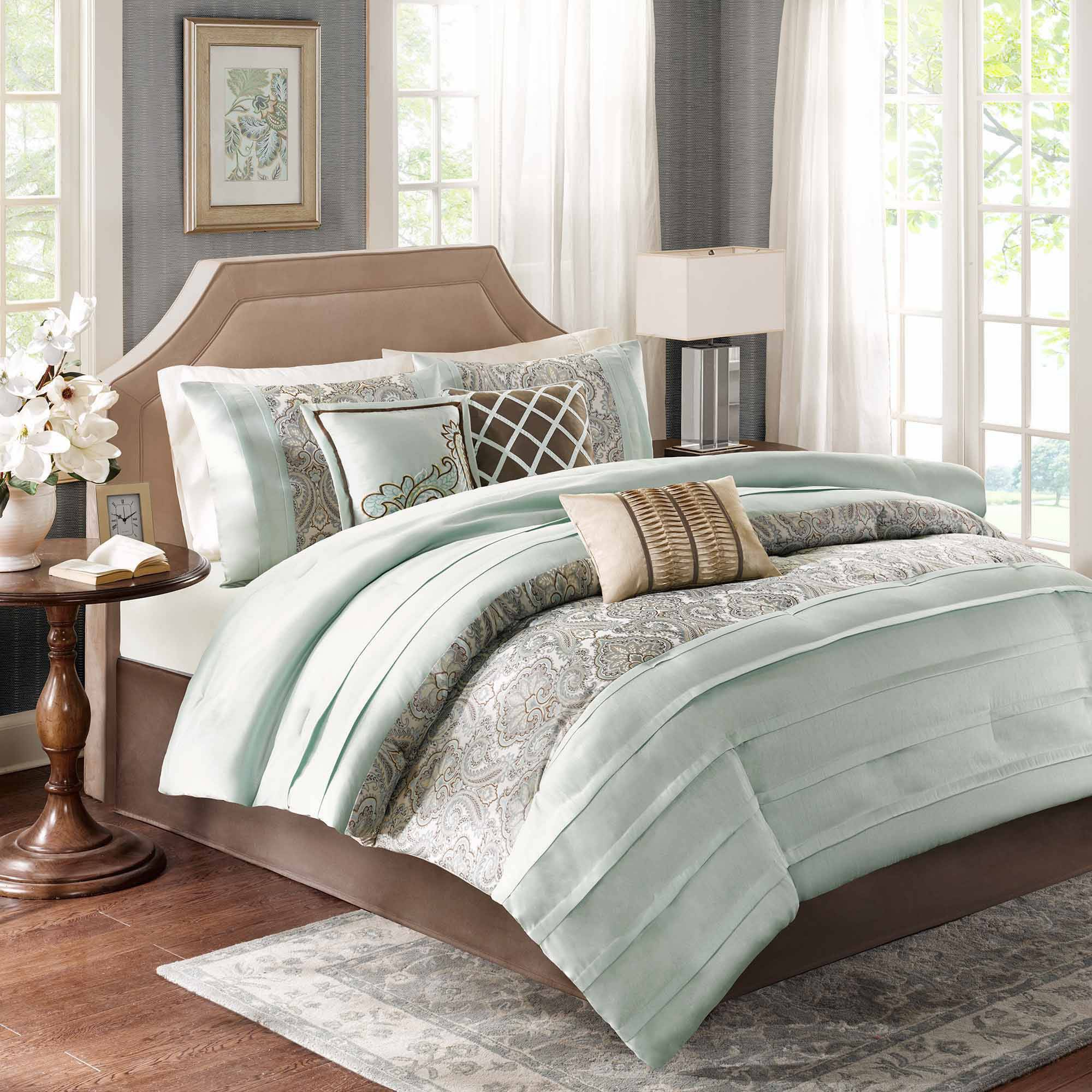 Home Essence Richardson 7-Piece Comforter Set