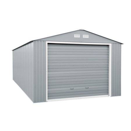 Duramax Building Products 12 x 20 ft. Imperial Metal - Sentry Storage Building