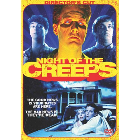 Night Of The Creeps (DVD) (Night Of The Creeps 2 Zombie Town Trailer)