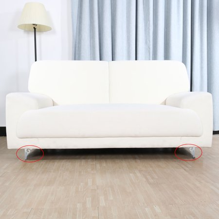 Strange 5 5 Metal Furniture Leg Triangle Chair Desk Cabinet Feet Sofa Leg Replacement Silver Tone Set Of 4 Creativecarmelina Interior Chair Design Creativecarmelinacom