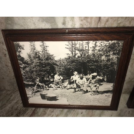 1900 Old Vintage Photo Outdoor Grand Rapids MI 8x10