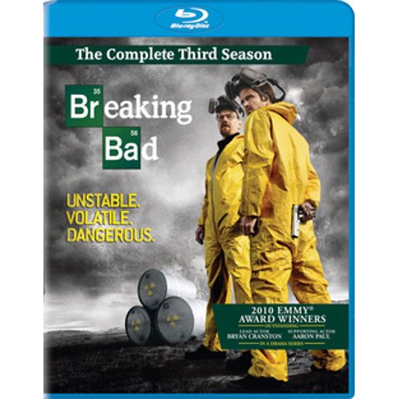 Breaking Bad: The Complete Third Season (Blu-ray) (Breaking Bad Halloween Vine)