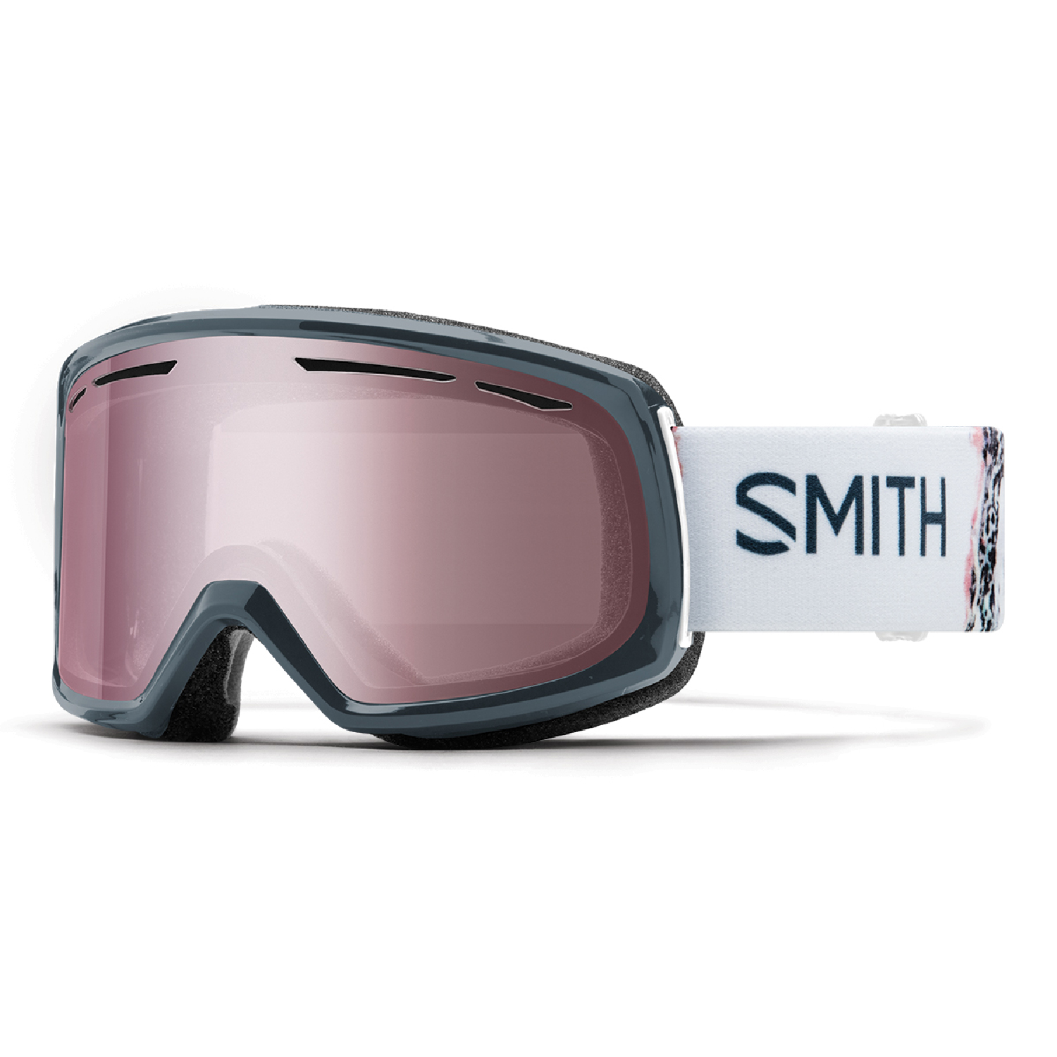 Smith Optics 2019 Drift (Thunder Composite Ignitor Mirror) Women's Snowboard Goggles by