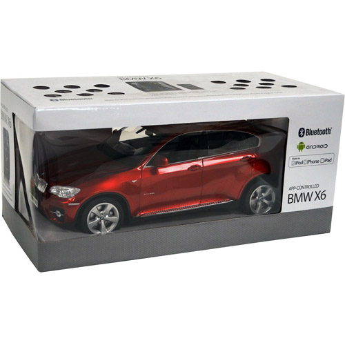 iCESS BMW X6 Remote-Controlled Car, Red