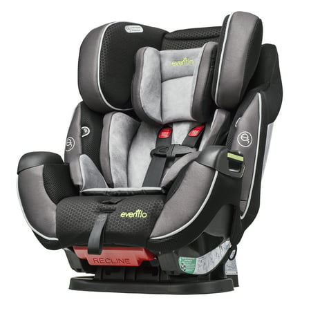 Evenflo Symphony Elite All-in-1 Convertible Car Seat,