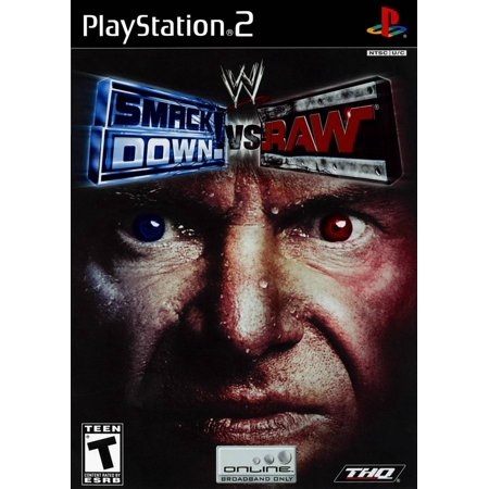 WWE Smackdown vs. Raw (PS2) - Pre-Owned