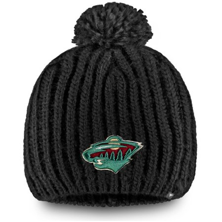 brand new e0588 7cee4 Minnesota Wild Fanatics Branded Women's Iconic Knit Beanie ...