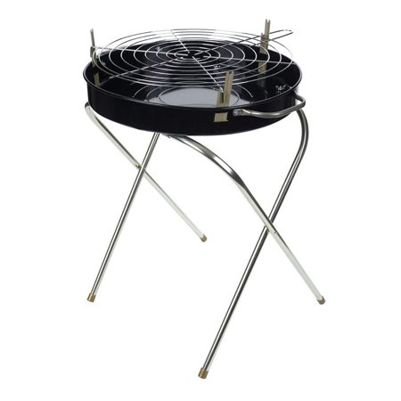 Kay Home Products 717HH MarshAllen Folding Stand-Up Grill, 18-In.