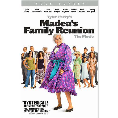 Madea's Family Reunion (With INSTAWATCH) (Full Frame)