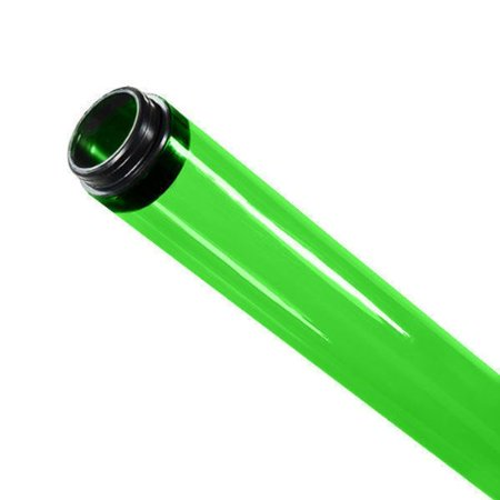 F32T8 Green Fluorescent Tube Guard with End Caps 48 in. By American Made